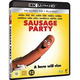 Sausage Party (UHD+BD)