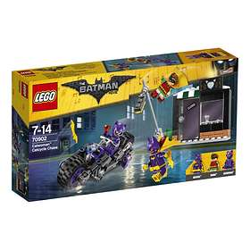 LEGO The Batman Movie 70902 Catwoman Catcyclejakt