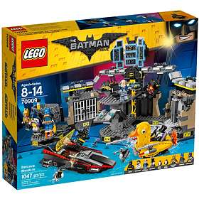 LEGO The Batman Movie 70909 Batcave Break-in