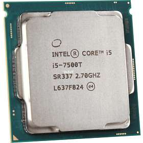 Intel Core i5 7500T 2,7GHz Socket 1151 Tray