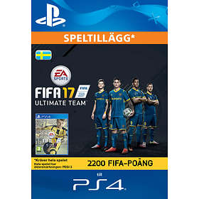 FIFA 17 - 2200 Points (PS4)