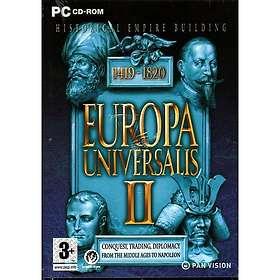 Europa Universalis II (PC)