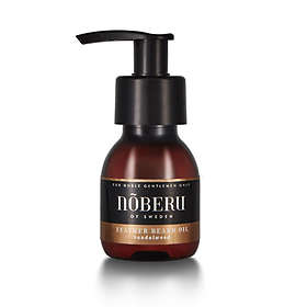 Noberu of Sweden Feather Beard Oil Sandalwood 60ml