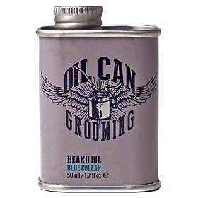 Oil Can Grooming Beard Oil Blue Collar 50ml