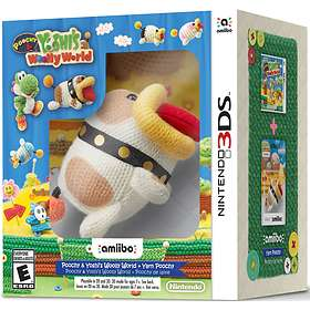 Poochy & Yoshi's Woolly World (incl. Amiibo Poochy Figure)