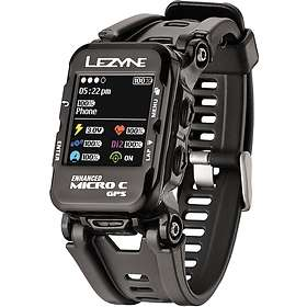 Lezyne Micro C GPS HR Watch