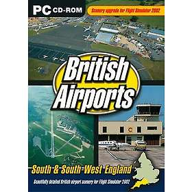 Flight Simulator 2002 Expansion: British Airports South & South-West England