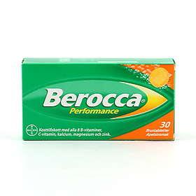 Bayer Berocca 30 Brusetabletter