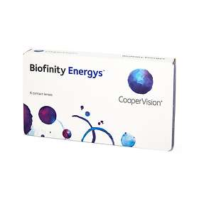 CooperVision Biofinity Energys (6-pack)