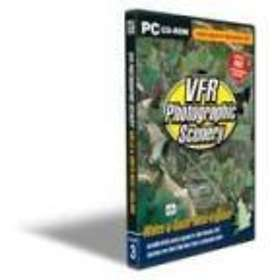 Flight Simulator 2002: VFR Photographic Scenery Vol. 3 (Expansion) (PC)