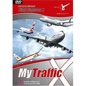 Flight Simulator 2002/2004: My Traffic 2004 (Expansion) (PC)
