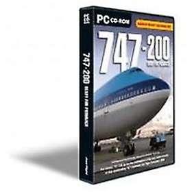 Flight Simulator 2004: 747-200 - Ready for Pushback (Expansion) (PC)