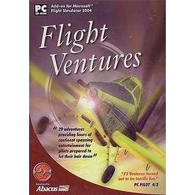 Flight Simulator 2004: Flight Ventures (Expansion) (PC)