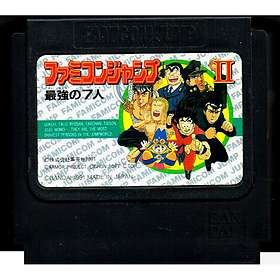 Famicom Jump: Eiyuu Retsuden (JPN) (NES)
