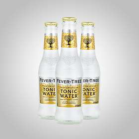 Fever-Tree Premium Indian Tonic Water Glas 0,2l 24-pack