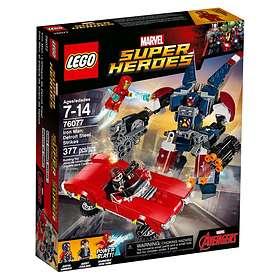 LEGO Marvel Super Heroes 76077 Iron Man: Detroit Steel Anfaller