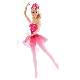 Barbie Ballerina Pink Costume Doll DHM42