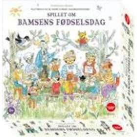Spillet om Bamsens Fødelsdag