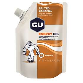 GU Energy Gel Caffeinated Gel 480g