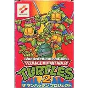 Teenage Mutant Ninja Turtles II: The Manhattan Project (JPN) (NES)