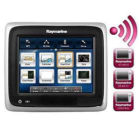 Raymarine a65 Wi-Fi (Excl. transducer)