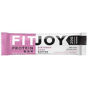 FitJoy Nutrition Protein Bar 60g 12pcs