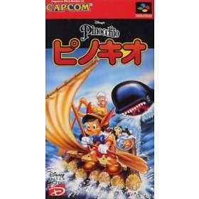 Disney's Pinocchio  (SNES)