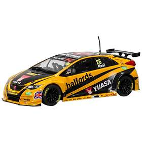 Scalextric BTCC Honda Civic Type R Matt Neal (C3861)