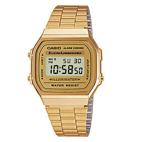 Casio Collection Retro A-168WG-9