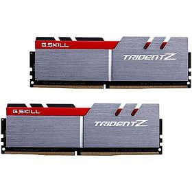 G.Skill Trident Z Silver/Red DDR4 4266MHz 2x8GB (F4-4266C19D-16GTZA)