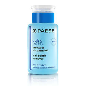 Paese Quick & Easy Nail Polish Remover 150ml