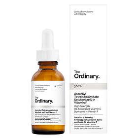 The Ordinary Ascorbyl Tetraisopalmitate 20% In Vitamin F Solution 30ml