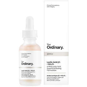 The Ordinary Lactic Acid 5% + HA 2% Peeling Formulation 30ml