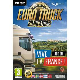 Euro Truck Simulator 2 Expansion: Vive La France!