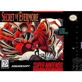 Secret of Evermore (USA-import)