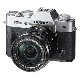 Fujifilm X-T20 + 16-50/3.5-5.6