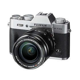 Fujifilm X-T20 + 18-55/2.8-4.0