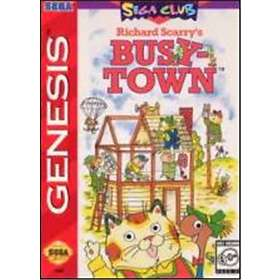 Richard Scarry's Busytown (USA) (Mega Drive)