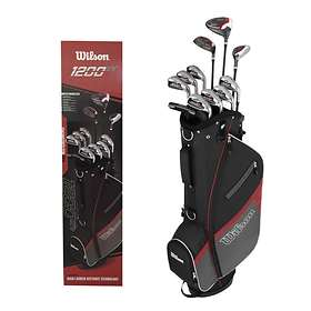 Wilson 1200 XV with Carry Stand Bag