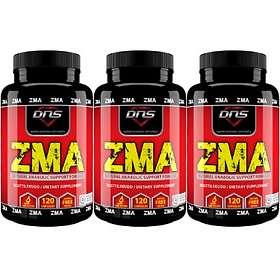 Diamond Nutritional Supplements ZMA 120 Kapsler