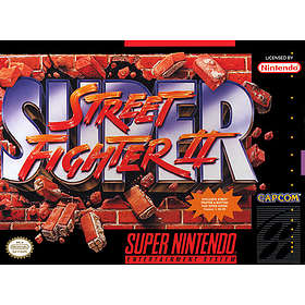 Super Street Fighter II: The New Challengers (USA-import)