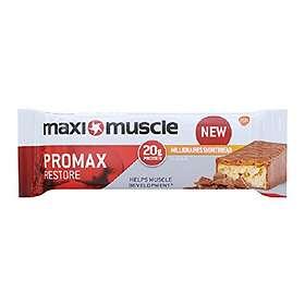 Maximuscle Promax Bar 60g 12pcs