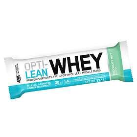 Optimum Nutrition Opti-Lean Whey Bar 53g
