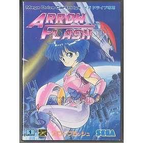 Arrow Flash (JPN) (Mega Drive)
