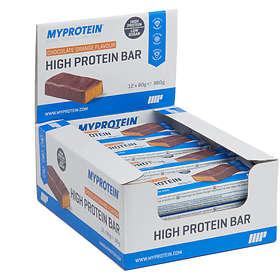 Myprotein High Protein Bar 80g 12pcs