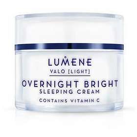 Lumene Valo Light Overnight Bright Sleeping Cream 50ml