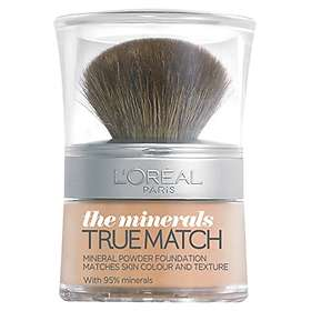 L'Oreal True Match Minerals Foundation SPF15 10g