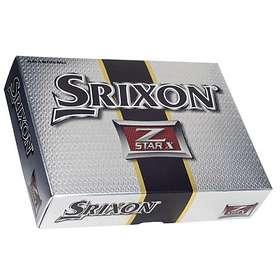 Srixon Z-Star X (12 bollar)