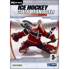 Ice Hockey Club Manager 2005 (PC)