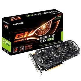 Gigabyte GeForce GTX 1080 G1 Rock HDMI 3xDP 8GB